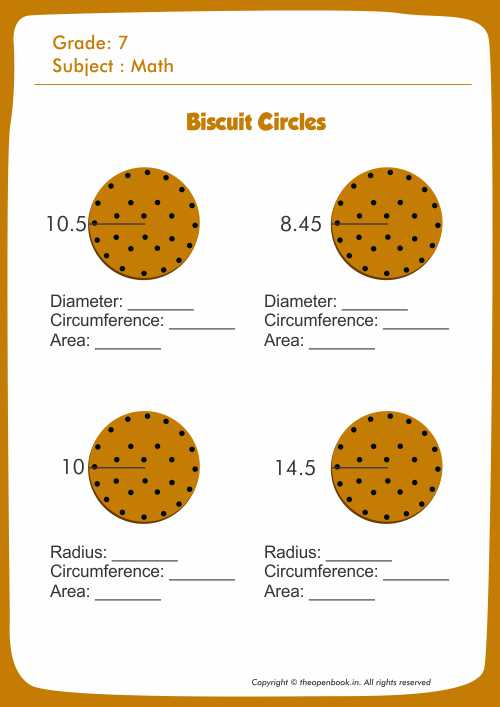 Biscuit Circles