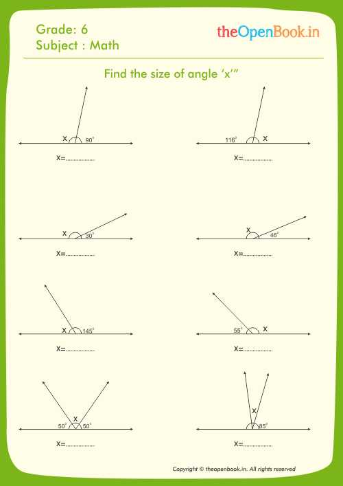 Find the size of angle 'x'""